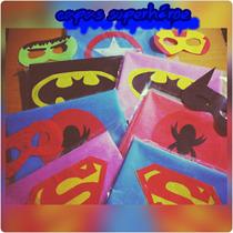 Capas Super Heroe Mas Antifaz