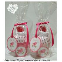 Souvenir Cupcake Toalla, Ideal Nacimiento, Baby Shower X 10