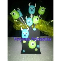 Souvenirs Cucharitas Lápices Monsters Mickey Frozen Y Más