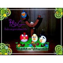 Adornos De Angry Birds