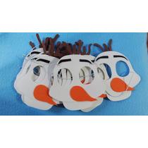 Mascara Olaf - Frozen - Princesas - Souvenirs