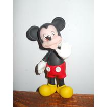 Personajes De Mickey En Porcelana Fría En 12cm Aprox