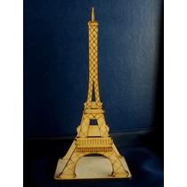 Servilletero Torre Eiffel Fibrofacil X 12 Unidades