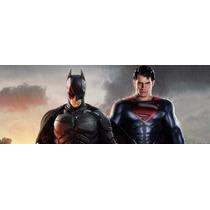 Batman Y Superman 35 Piezas Rompecabezas Souvenir
