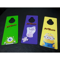 Souvenirs Carteles Mi Cuarto Angry Birds, Violetta, Monsters