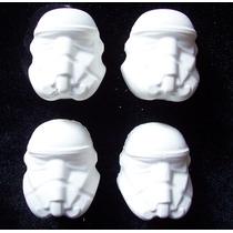 Cumple Guerra Galaxias Star Wars Stormtroopers Souvenir Tiza