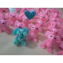 Souvenirs Para Primer Añito Elefantitos Promocion