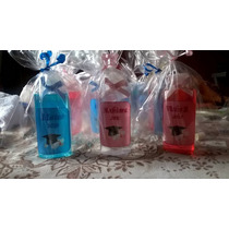 Souvenirs Jabon Liquido C/ Etiqueta Personalizado