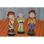 Adorno Para Tortas En Porcelana Fria Toys Story