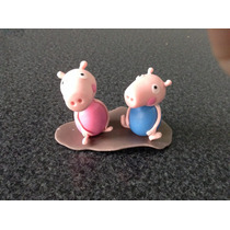 Adorno De Torta Peppa Pig