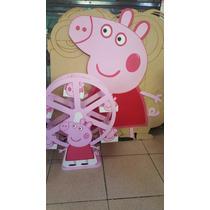 Pepa Pig Vuelta Al Mundo Souvenirs Candy Bar Oferta