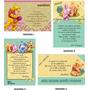 30 Tarjetones Invitaciones Infantiles Personaliz. Souvenirs