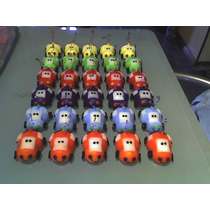 Originales Souvenirs Autitos Cars Infantiles (pack 20unid )