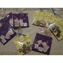 Souvenirs Infantil Ta-te-ti. Violetta-frozen-bajo Terra Y Ma