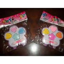 Set De Maquillaje Sombras Para Nenas Economico X 10 Unidades