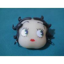 5 Apliques Betty Boop En Porcelana Fria