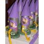 Souvenirs Golosinero Torre De Rapunzel Cumpleaños Lanús