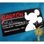 Mickey Mouse Minnie Invitaciones Cumpleaños Personalizadas
