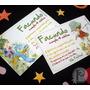 Sarah Kay Varón Nene Invitaciones Tarjetas Cumpleaños Nenes