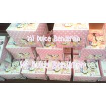 Invitaciones,souvenirs Cajitas Minnie Bebe
