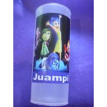 Vasos Plasticos Personalizados Intensamente Lavables - 10u