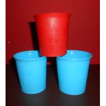 Vasos Plásticos Excelente Calidad Liquidación !!!