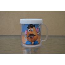 Tazas Cara De Papa Toy Story Plasticas Personalizadas