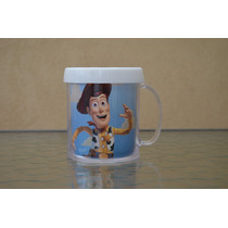 Lote 10 Tazas Woody Toy Story Plasticas Personalizadas