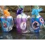 Souvenirs Vaso+toalla+cepillo De Dientes Cumpleaños