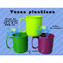 Tazas Plasticas -souvenirs