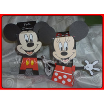 10 Bolsitas Golosineras Mickey Mouse