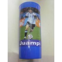 Vasos Plasticos Personalizados Seleccion Argentina Messi 10u