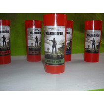 Vasos Plasticos Personalizados The Walking Dead Lavables 10u