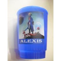 Vasos Plasticos Personalizados El Principito Lavables - 10u
