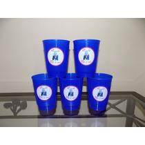 Vasos Plásticos Frozen Souvenirs Personalizados X 10 Unid.
