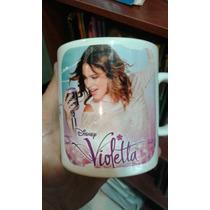 Taza De Violeta