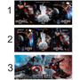 Tazas Cerámica Civil War Capitán América Vs Iron Man Marvel