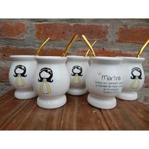 Tazas Mates Personalizado Payasos Vaquitas De San Antonio Y+