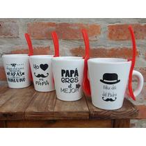 Tazas Mates Chops Vasos Frascos Dia De Padre