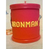 Taza De Plastico De Iron Man