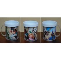 Tazas Rapunzel Plasticas Personalizadas