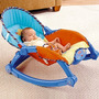 Fisher Price Moises De Bebe Plegable Musical Con Juguetes