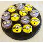 Cupcakes X Docena Frozen Videojuegos Avengers Disney Pacman