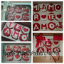 Cupcakes San Valentin!amor!para Regalo Moño Tarjeta Caja!
