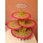Torre, Alzada, Exhibidor Decupcakes, Muffins