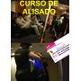 Curso De Alisado Fotonico. Muestras-certificado!!!! 23-09