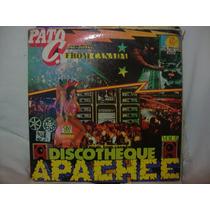 Longplay Disco Vinilo Pato C Discotheque Apachee Vol 5