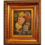 Pintura Europea. Flores. Firmada. Mariette Lydis 1953.