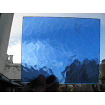 Vidrio Azul Nacional
