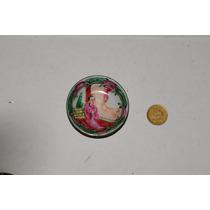 Impecable Cuenco Ceramica Oriental Sellado Adorno Vitrina